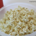 Classic Quick and Easy Single Serving Popcorn