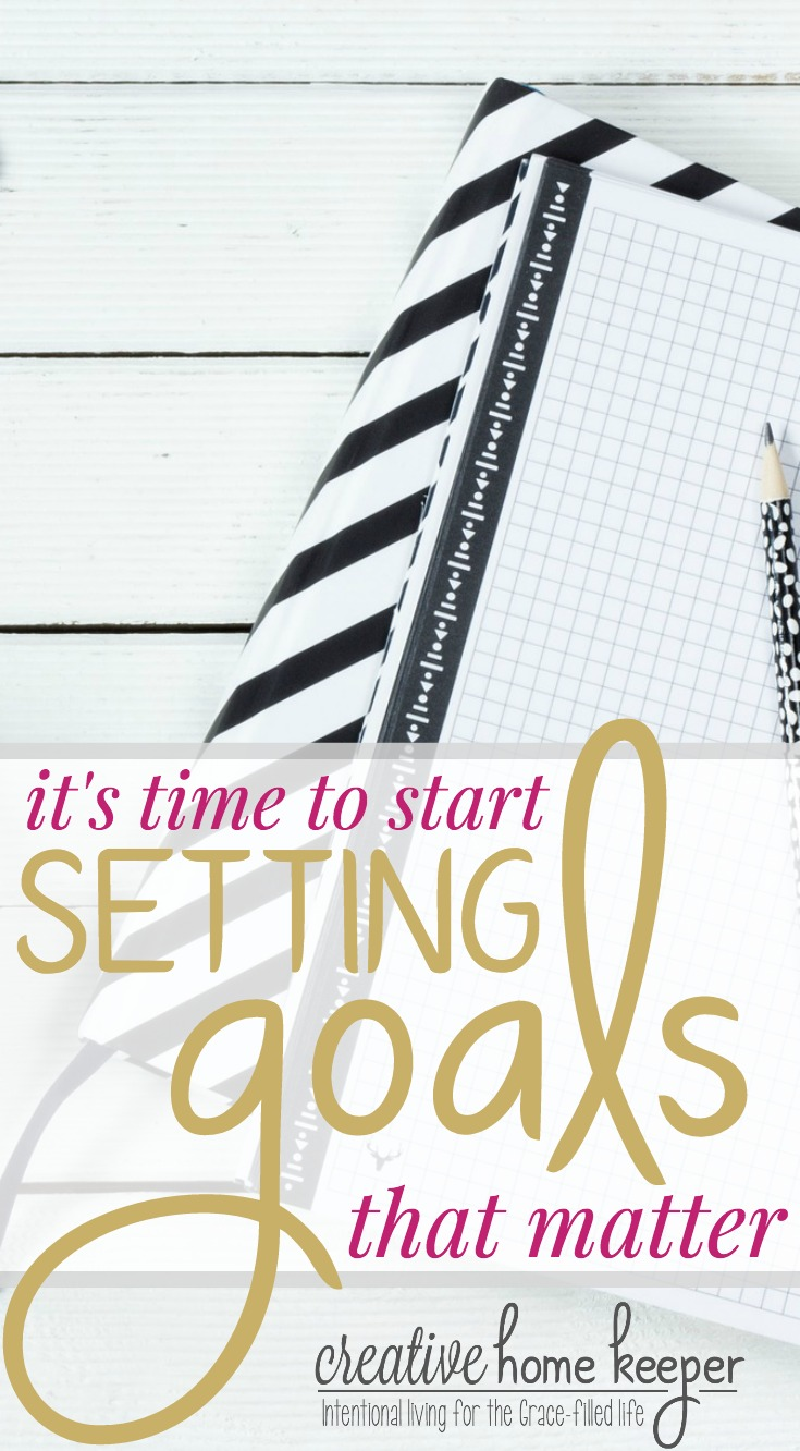 Are you working hard towards tasks that don't add value to your life? Tired of setting goals that you don't, or can't, accomplish? Want to live with more purpose, intention, and meaning? It's time to start setting goals that actually matter. Goals have the ability to change your life. However in order to truly set and accomplish goals, you have to set the right ones!