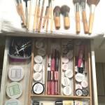 Bathroom Organization {Organizing Your Wardrobe Part Three}