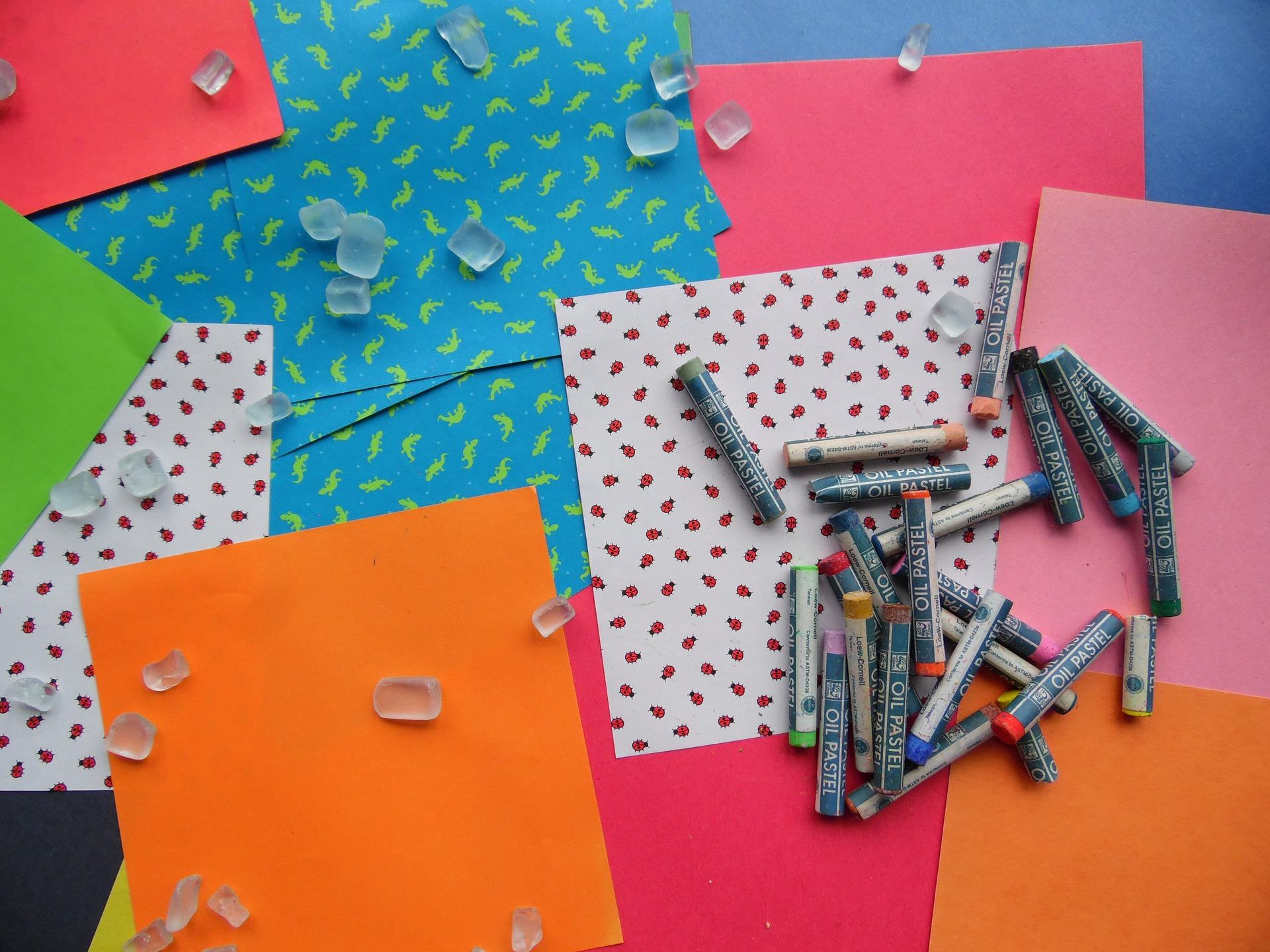 Organizing & Archiving School Keepsakes from the Year