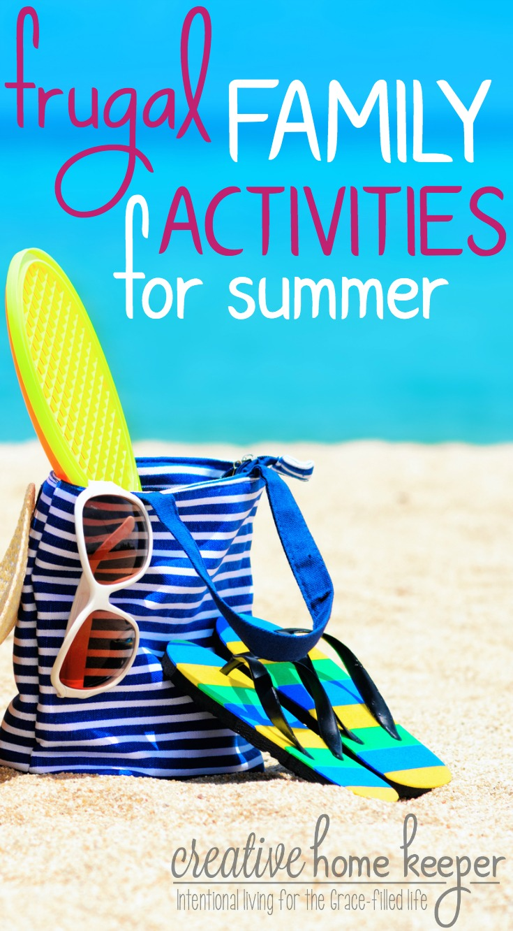 Looking for some fun family friendly free and cheap summer activities your whole family will enjoy? Check out this list and make the most of your summer days!
