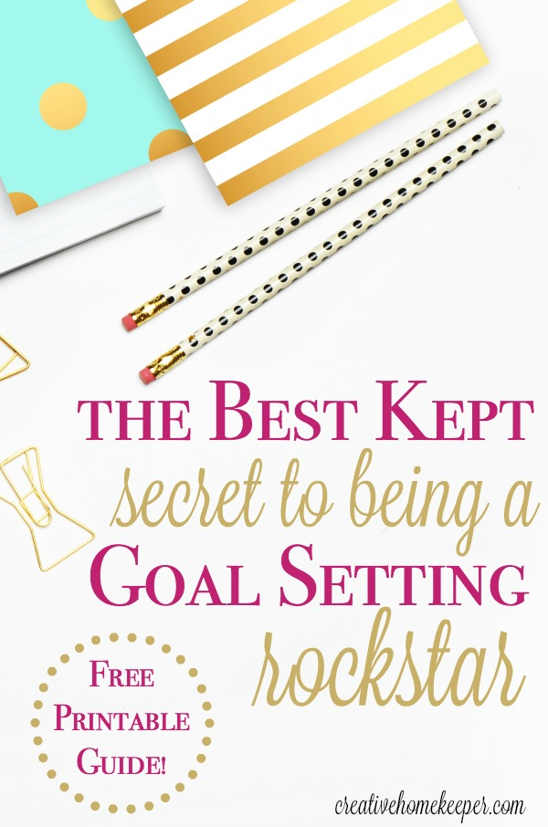 Are you struggling to set goals that you actually follow through and accomplish? Understanding what matters most will help you to become a goal setting rock star. You will not want to miss this free workbook to help you finally start becoming an effective goal setter and living with more intention and purpose every single day!