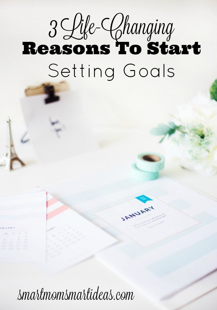 3 Life changing reasons to start setting goals