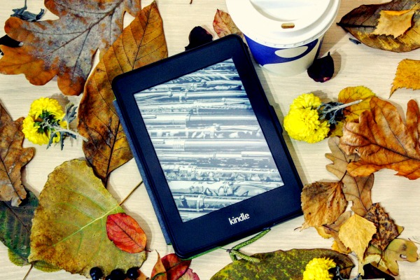 Fall in Love with Fall Reading {What I'm Reading}