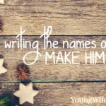 Make Him Room: Writing the Names of Jesus