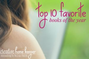 My Top 10 Favorite Books of the Year