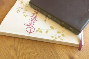 Let's Write the Word Together with Scripture Graces