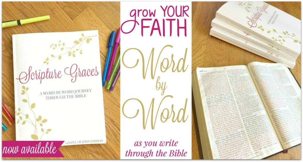 Grow your faith Word by Word as you write through the Bible.