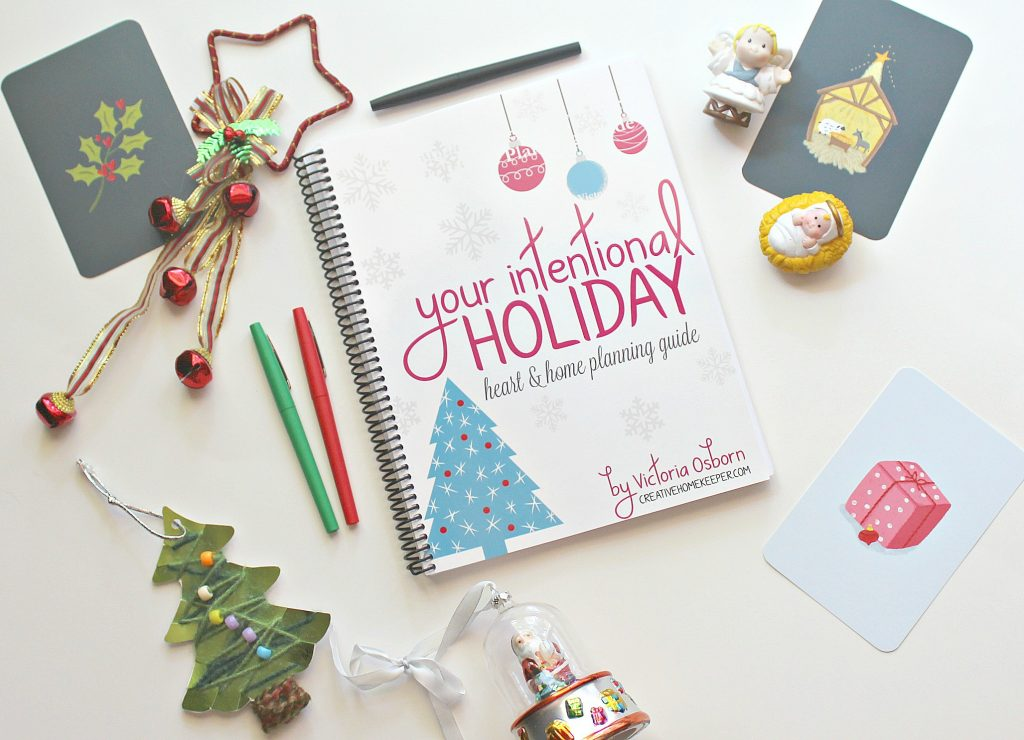 Do you want more joy and less stress this season? It begins by planning for the holidays. Check out these 6 reasons why you should start today!