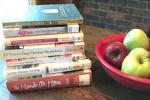 A Recap of Summer Reading