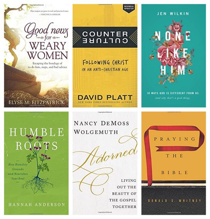 2018 spiritual growth books