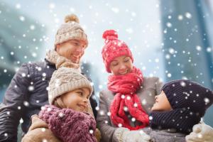 January Family Connections Calendar