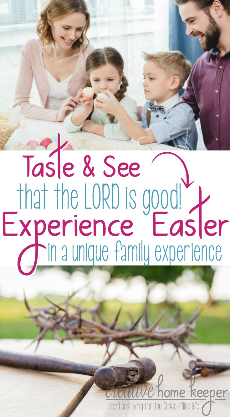 A Sense of the Resurrection: A Unique Family Easter Experience