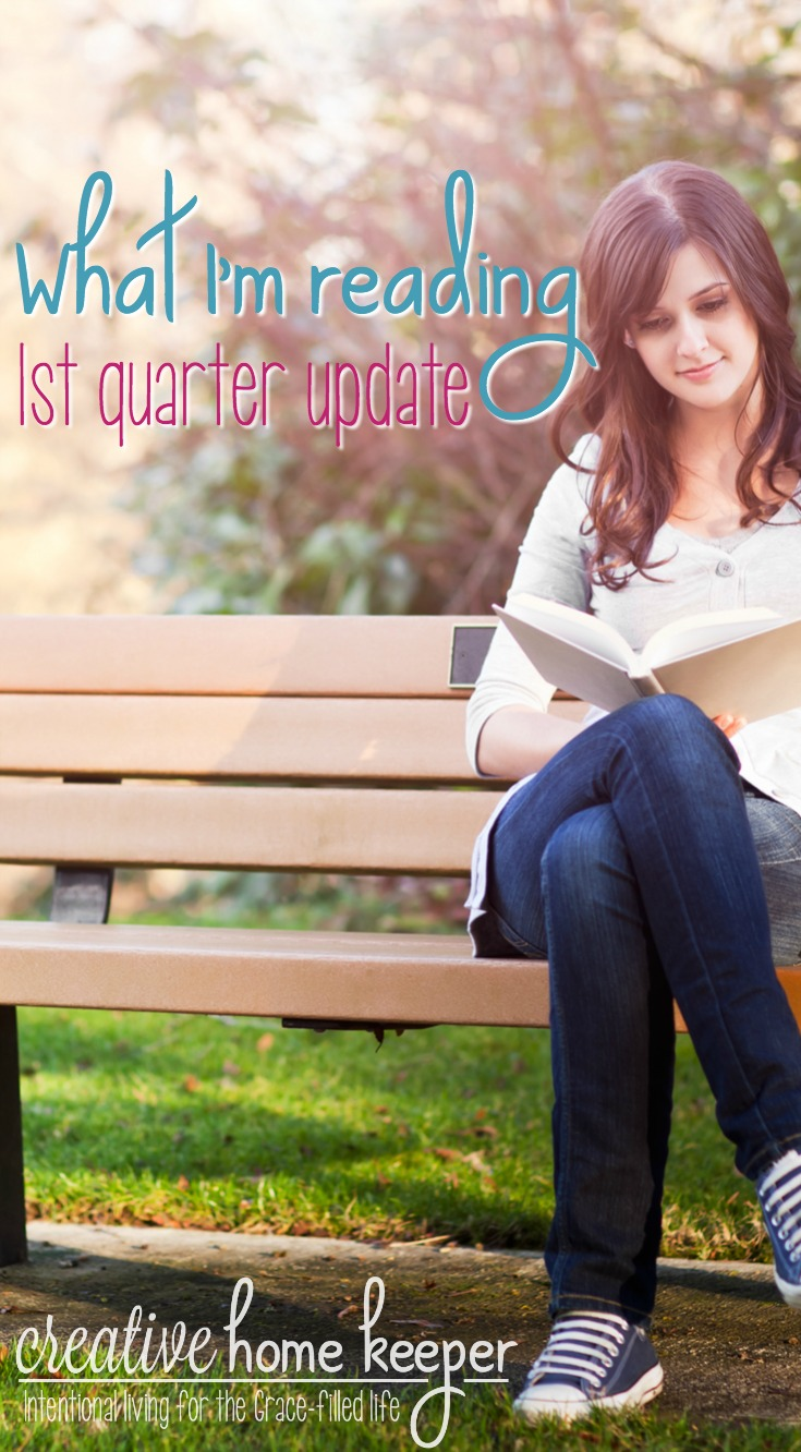 1st Quarter Reading Updates