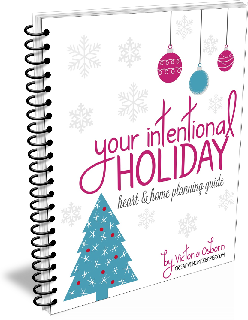 Your Intentional Holiday
