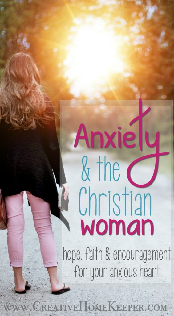 Anxiety and Christian Women
