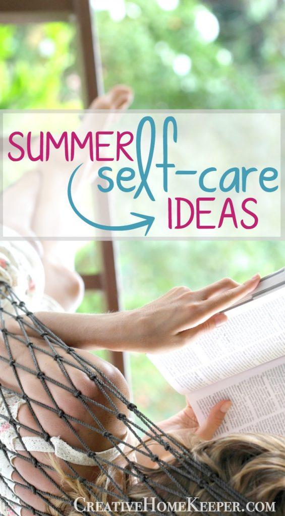 Summer Self Care Guide